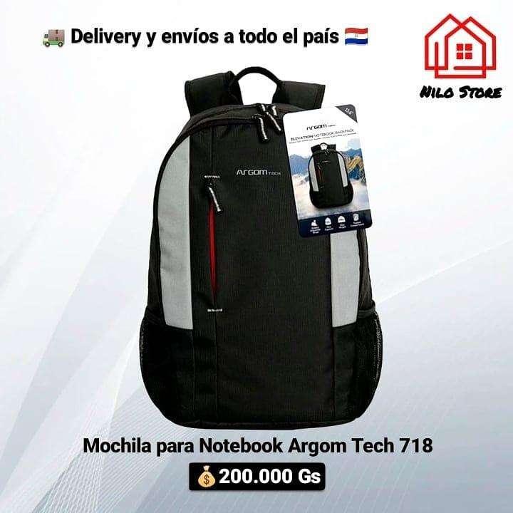 Mochila para Notebook Argom Tech 718 - 0