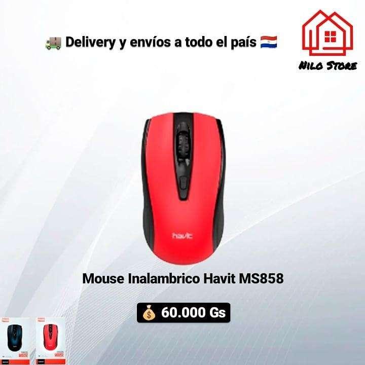 Mouse Inalámbrico Havit MS858 - 0