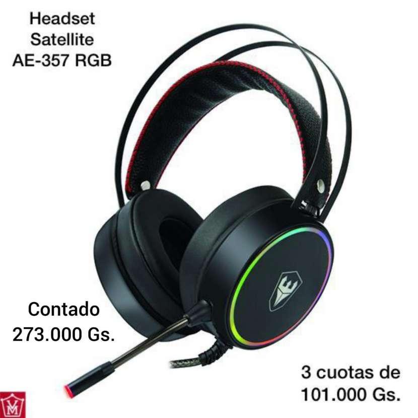 Headset Satellite AE - 0