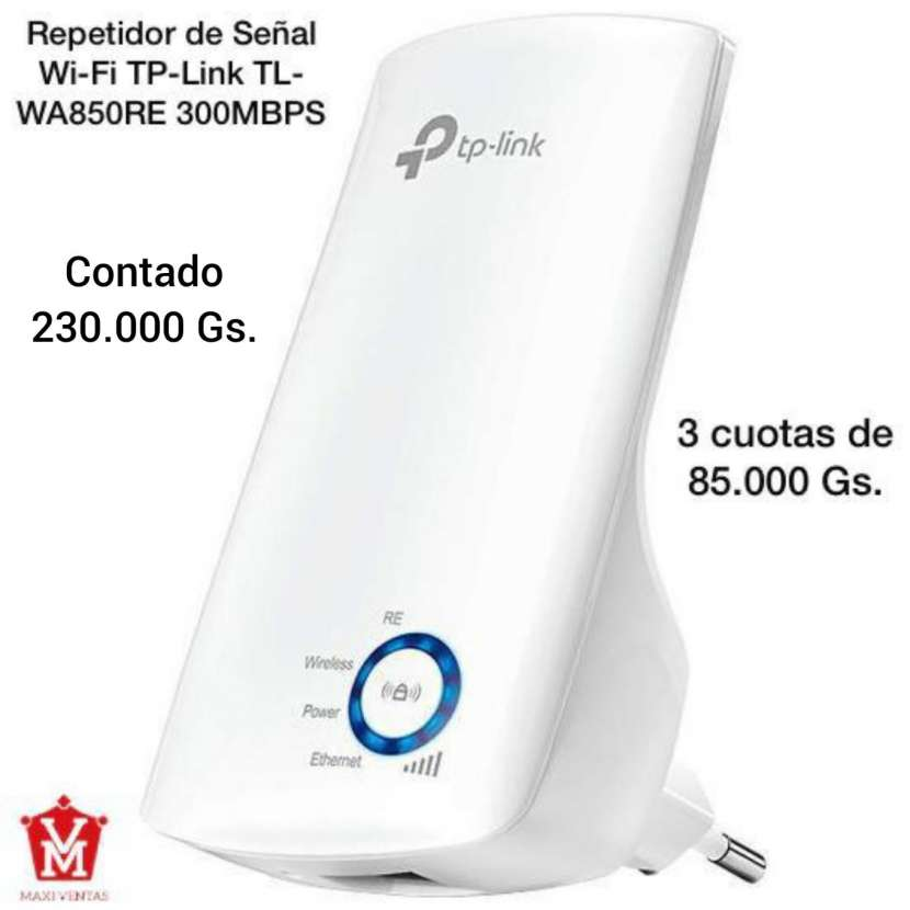 Repetidor de señal wifi - 0
