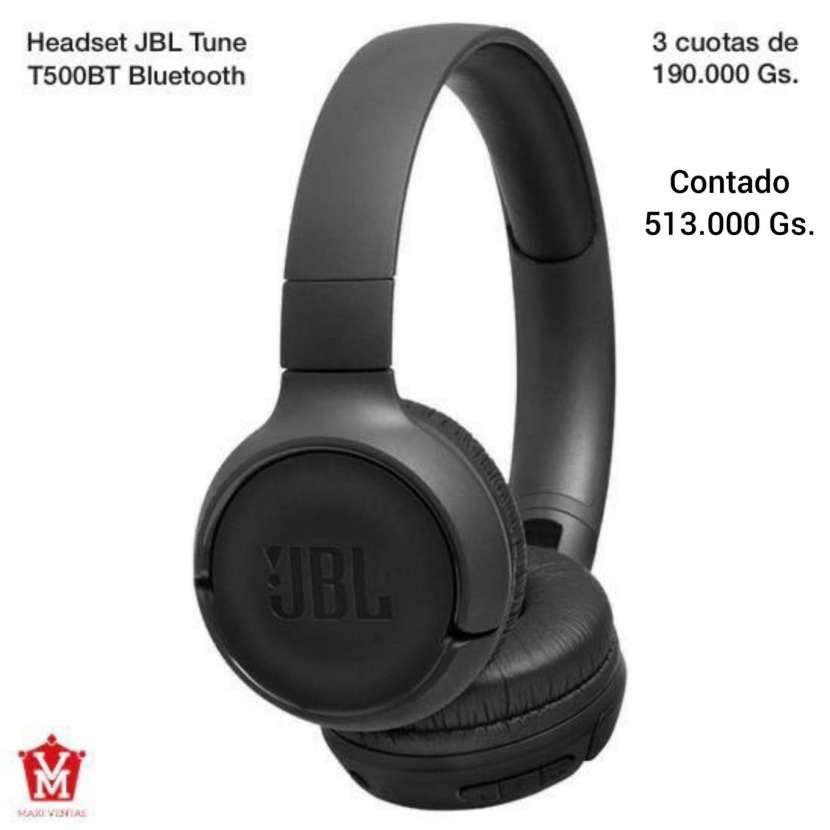 Headset JBL Tune Negro - 0