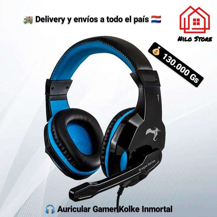 Auricular Gamer Kolke Inmortal - 1
