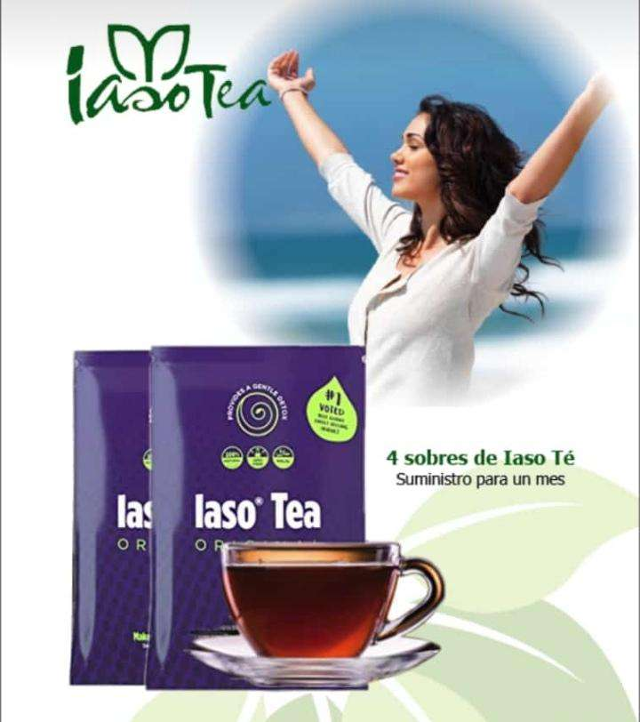 Iaso tea - 1