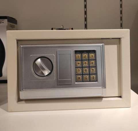 Caja fuerte con teclado digital - 3