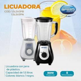 Licuadora Speed 1.5L 350W