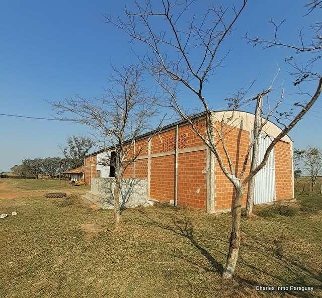 Estancia de 330 hectáreas en Quiindy - 1
