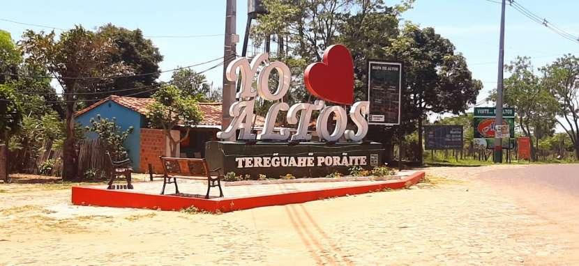 Terreno en Altos moc 0102 - 0
