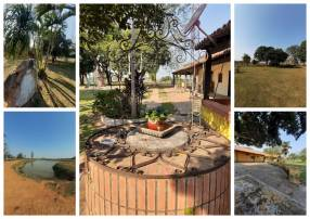 Estancia de 330 hectáreas en Quiindy