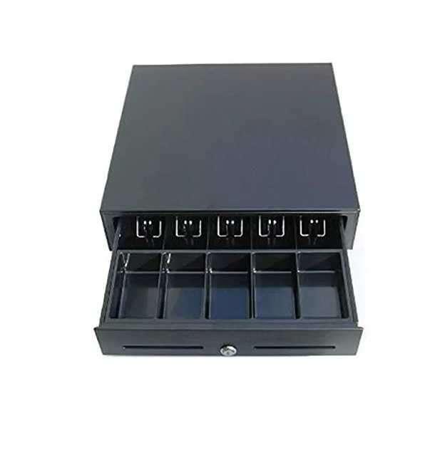 Caja registradora para dinero 5 compartimientos SCMDN - 2