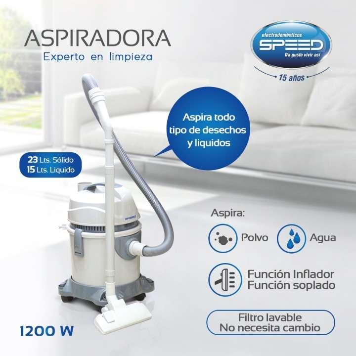 Aspiradora Speed - 0