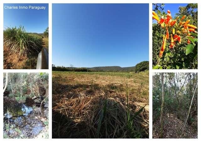 Terreno de 6 hectáreas en La Colmena Tebicuary - 0