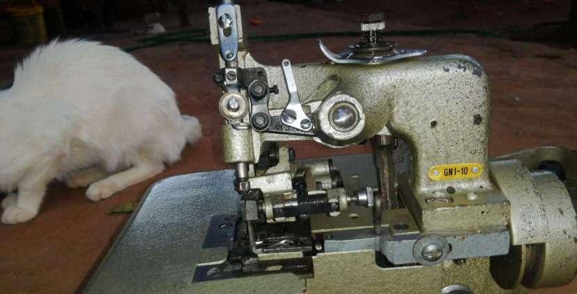 Máquina Overlock de 3 hilos - 2