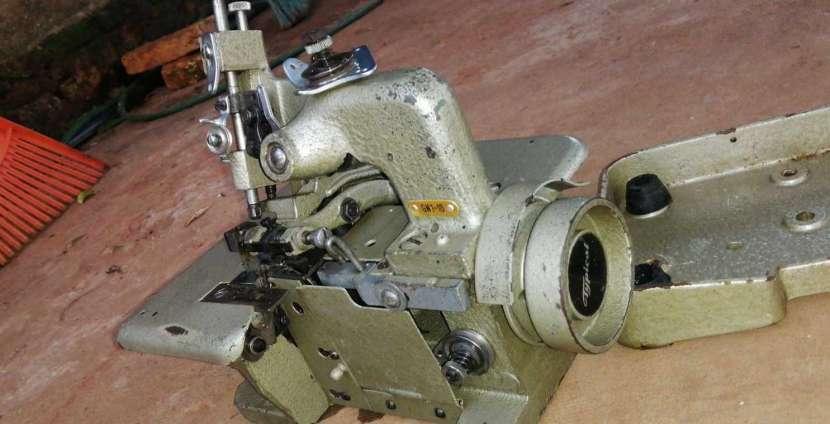 Máquina Overlock de 3 hilos - 3