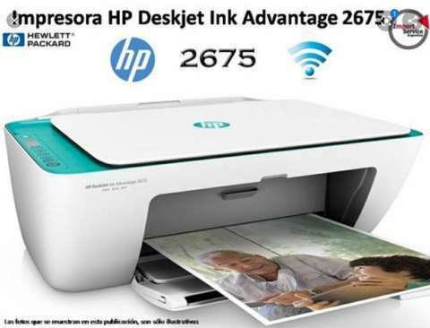 Impresora HP 2675 - 0