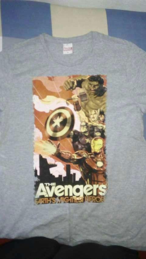 Remera Avengers - 0