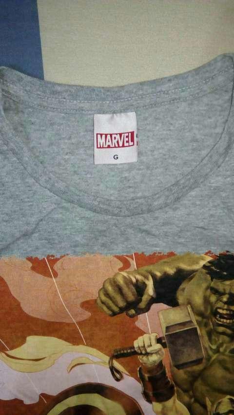 Remera Avengers - 2