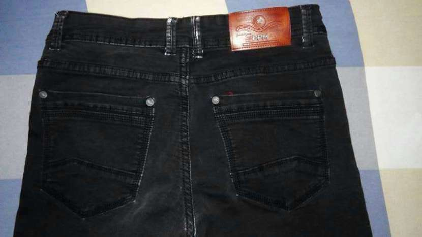 Jeans negro - 0
