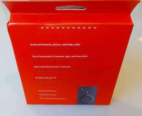 Fire TV Stick 3era generación HD - 1