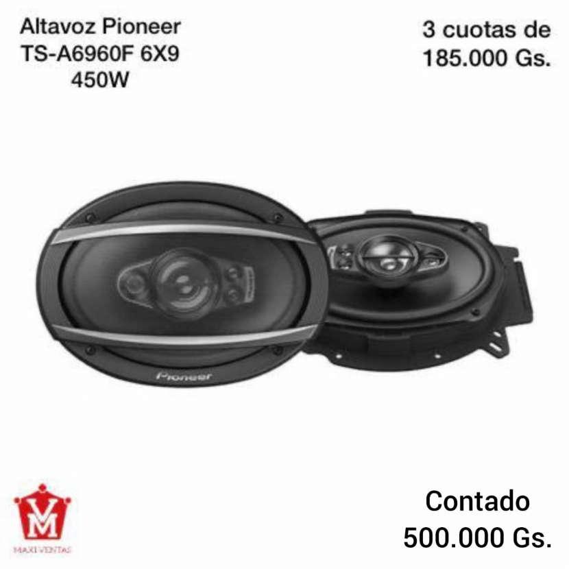 Altavoz Pioneer 6x9 - 0