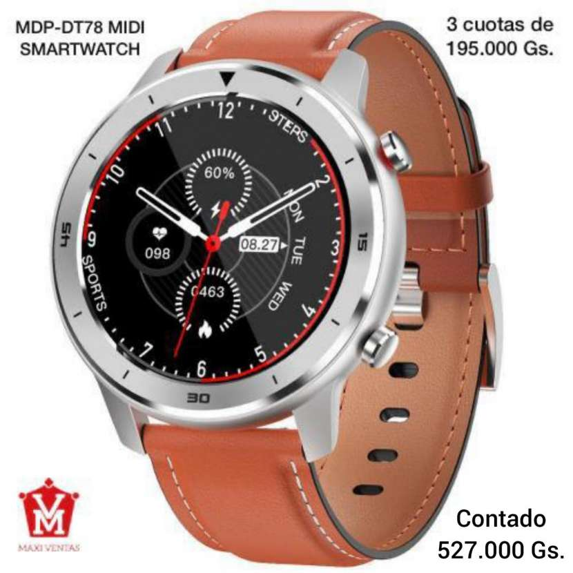 Smartwatch MDP - 0