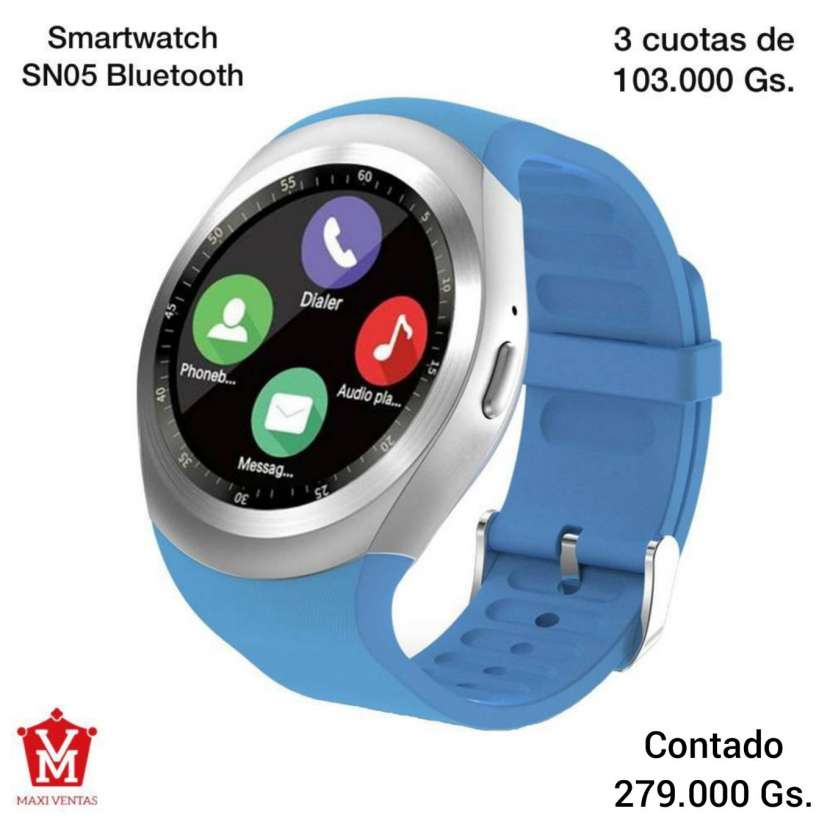 Smartwatch SN05 Bluetooth - 0