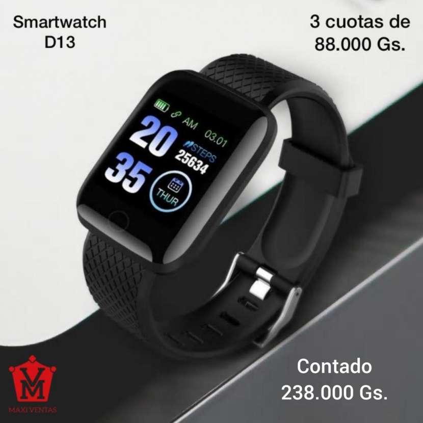 Smartwatch D13 - 0