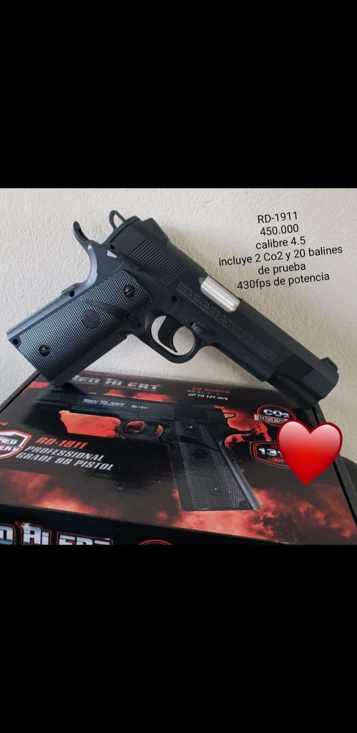 Pistola RD 1911 - 0