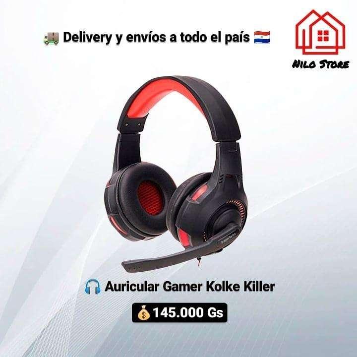 Auricular gamer Kolke Killer - 0