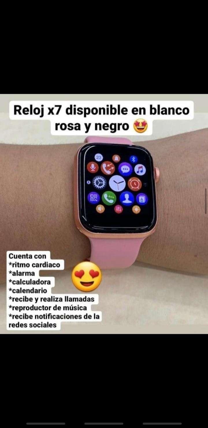 Smartwatch X7 - 0
