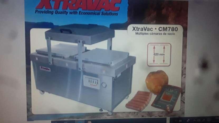 Selladora al vacío doble campana XtraVac 780 Industrial - 0