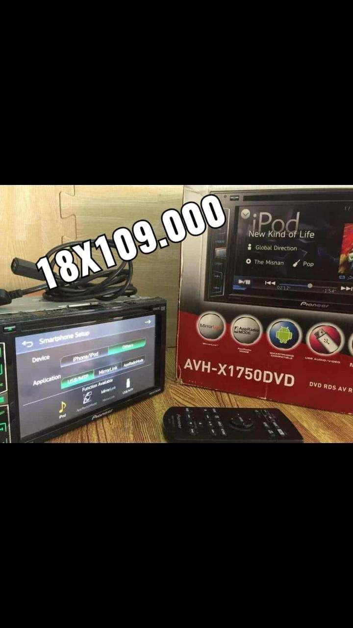 Autoradio DVD Pioneer AVH-X1750 - 0