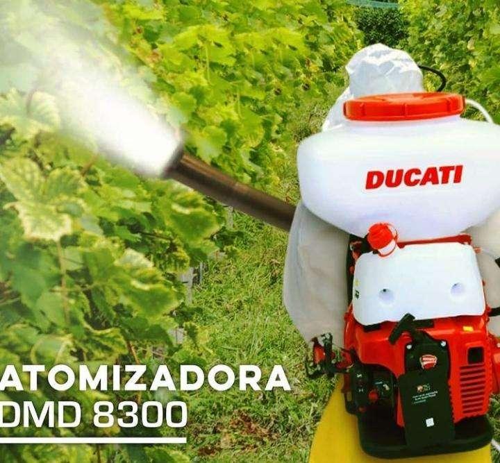 Atomizadora Ducati - 0