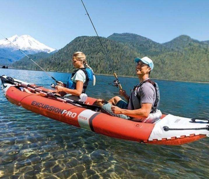 Canoa para 2 personas - 0