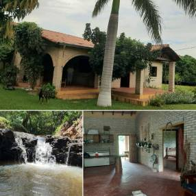 Casa en Paraguarí 200.000 m2