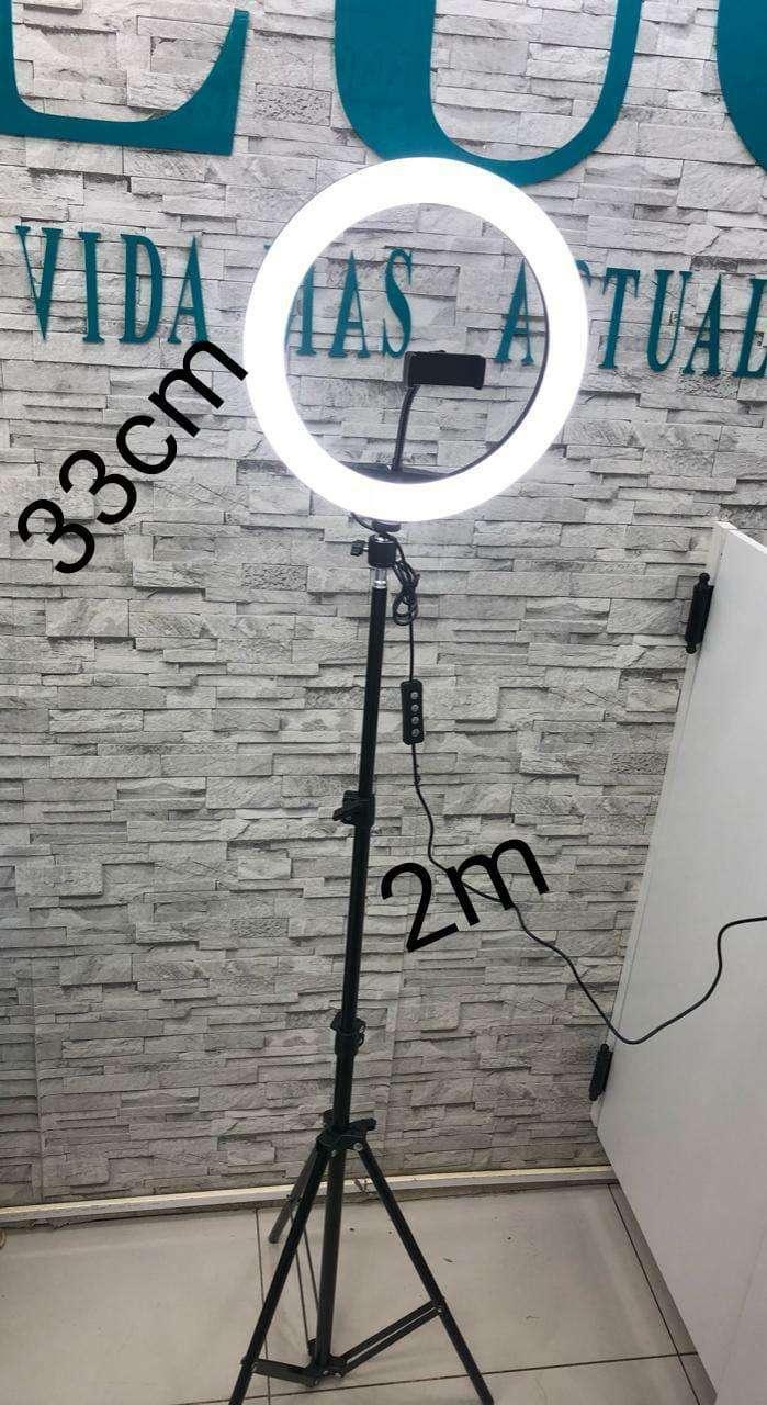 Aro LED de 26 y 33 cm - 1