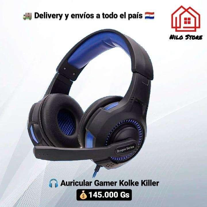 Auricular gamer Kolke Killer - 1