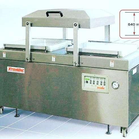 Selladora al vacío doble campana XtraVac 780 Industrial - 3