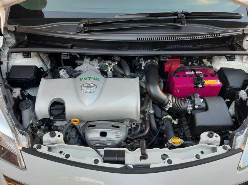Toyota Ractis 2014 motor vvti 1.5 naftero automático con rampa trasera - 4