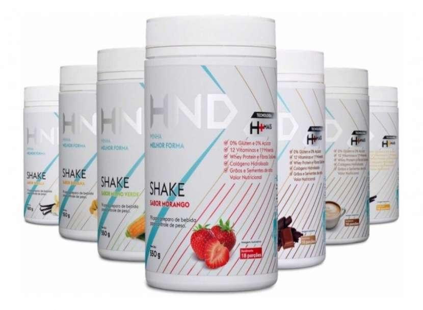 Batidos Shake Hinode con vitaminas y colágeno - 0