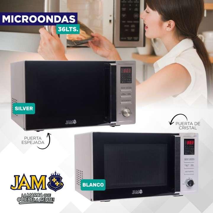 Microondas JAM 36L MOD AX360JMK - 0