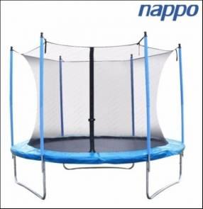 Cama elástica Nappo con red 6FT 1,83 mts