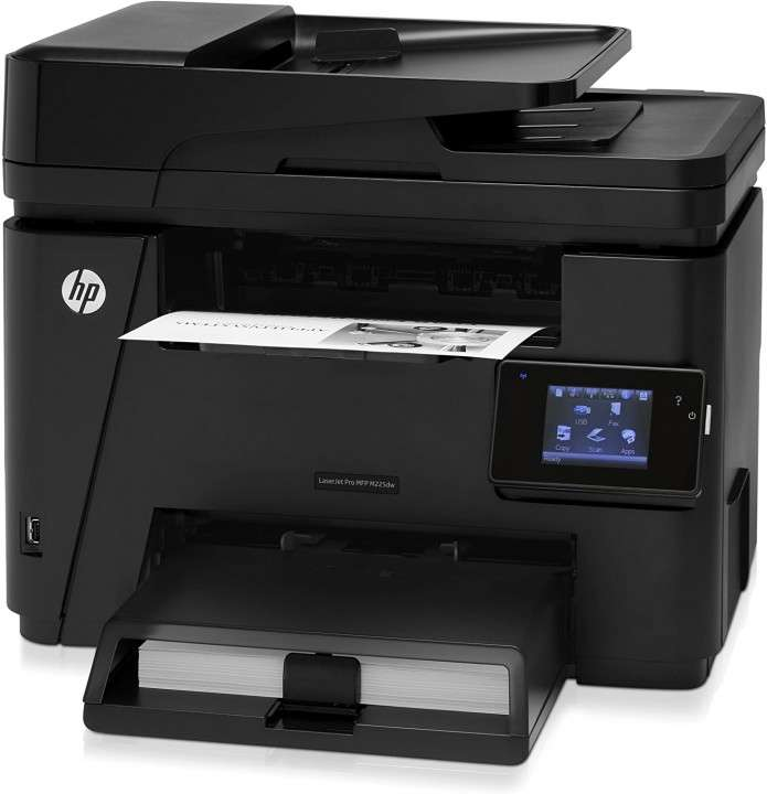 Impresora Láser Hp Pro M225DW Multifunción Wifi - 1
