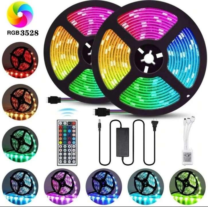 Luces LED Multicolor - 3