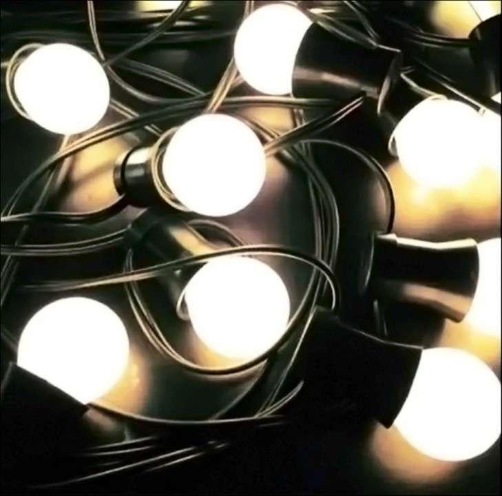 33 luces tipo guirnaldas - 2