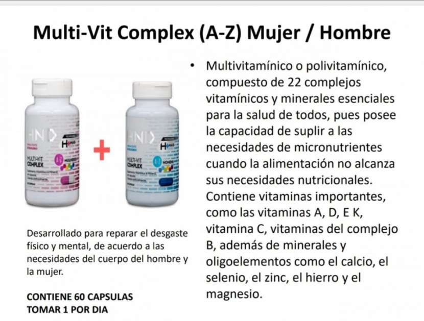 Productos para la salud - 2