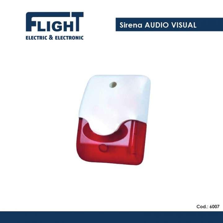 Sirena Audio Visual Flight COD. 6007 - 0