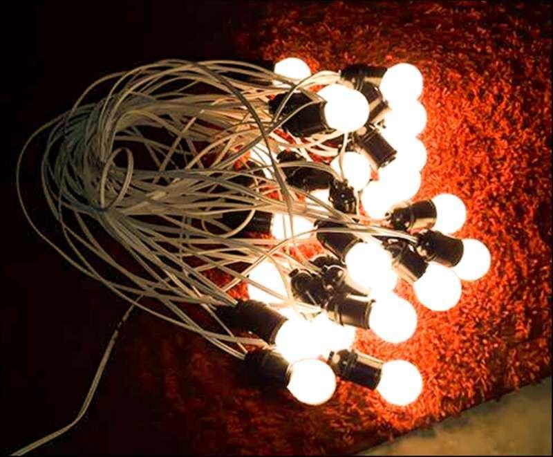 33 luces tipo guirnaldas - 0