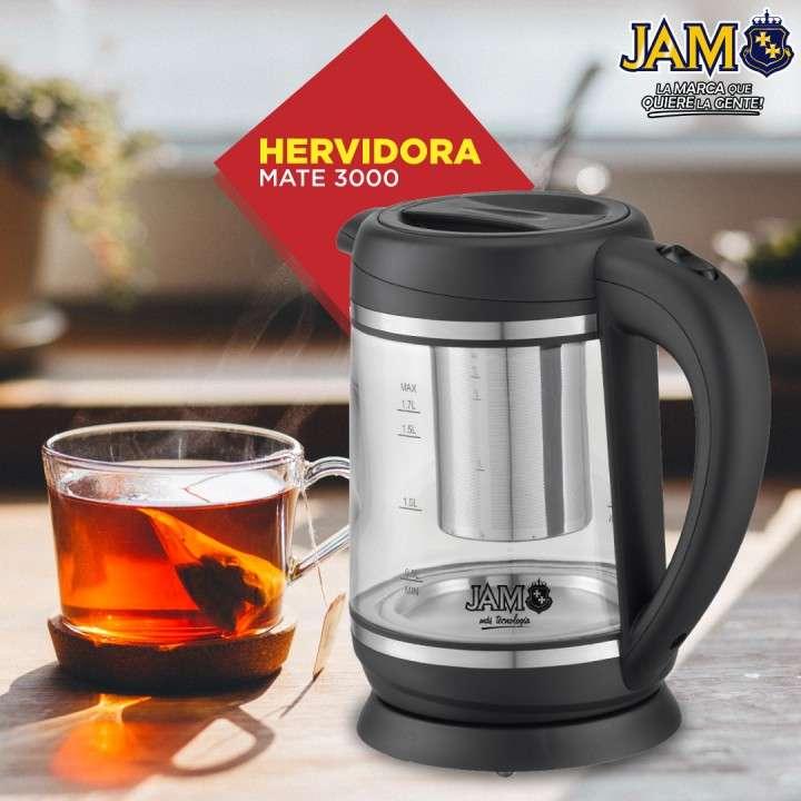 Hervidroa JAM 1.7L MOD. Mate 3000 - 0