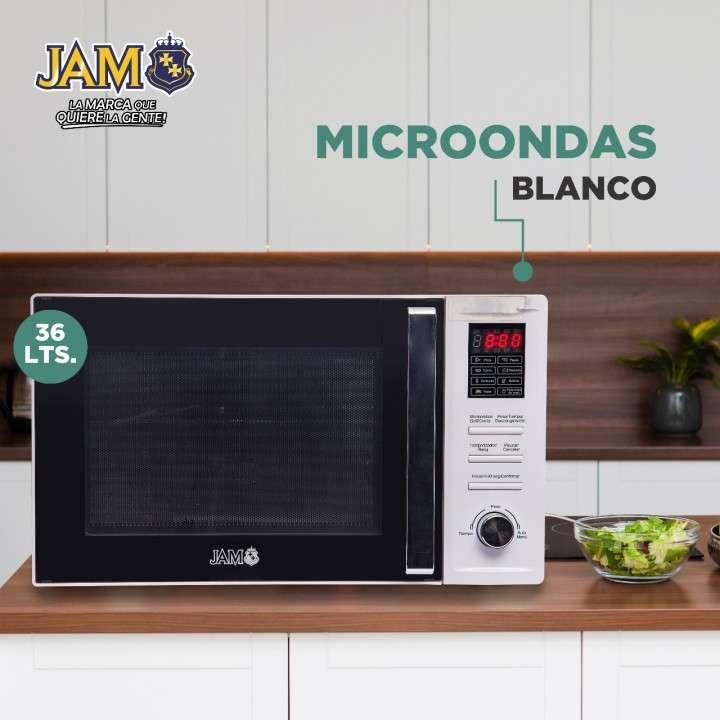 Microondas JAM 36L MOD AG036AFK - 0