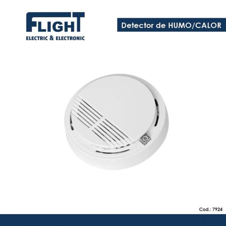 Detector de humo calor autónomo cod 7924 - 0